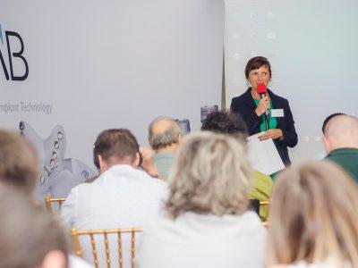 Mindfulness corporate training with Alexandra Popa